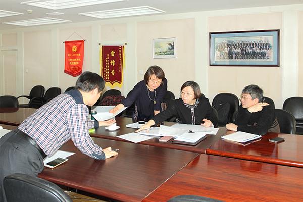 大连凯美欢迎中国质量认证中心辽宁中心来我公司外审